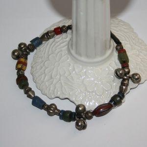 Beautiful vintage charm ankle bracelet